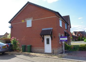 2 bed semi-detached house to rent in Windrush Way, Long Lawford, Rugby CV23