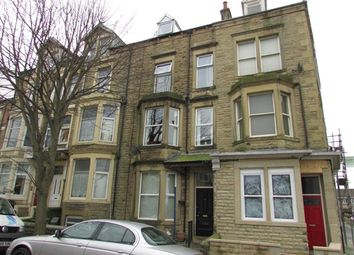 Thumbnail 1 bed flat to rent in Park Street Flat 1, Bare, Morecambe