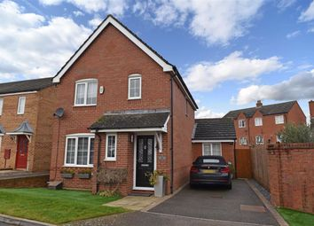 Thumbnail 3 bed detached house for sale in Springwell Close, Grange Park, Northampton