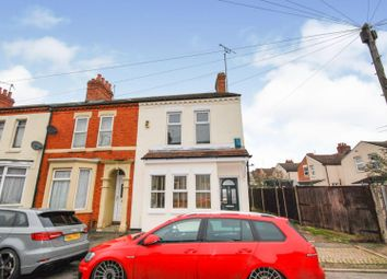 Thumbnail 2 bed end terrace house for sale in Symington Street, Northampton