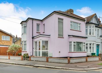 Thumbnail 3 bed semi-detached house for sale in Sunningdale Avenue, Leigh-On-Sea