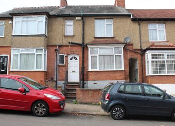 Thumbnail 3 bed terraced house to rent in Ferndale Road, Luton