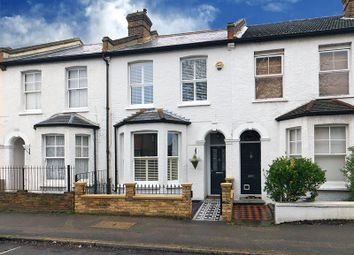 Thumbnail 3 bed terraced house for sale in Summer Road, Thames Ditton