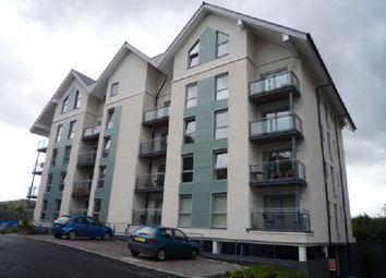Thumbnail 1 bed flat to rent in Royal Sovereign Apartments, Phoebe Road, Copper Quarter, Swansea.