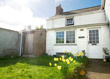 Thumbnail 2 bed semi-detached house to rent in Fore Street, Mount Hawke, Truro