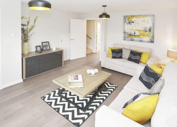 "Thumbnail 3 bed end terrace house for sale in ""Kennett"" at Riddy Walk, Kempston, Bedford"