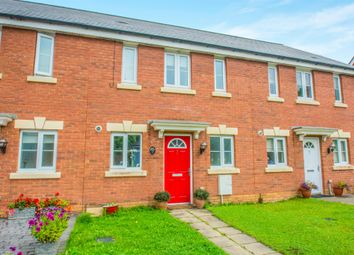 Thumbnail 3 bed terraced house for sale in Clos Llewellyn, Taffs Well, Cardiff