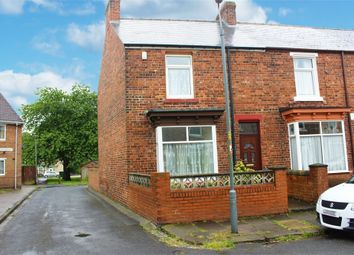 Thumbnail 2 bed end terrace house for sale in Alexandra Street, Shildon, Durham