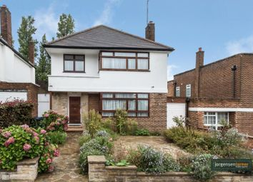 Thumbnail 4 bed detached house to rent in Heathcroft, Park Royal, London