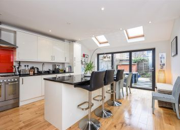 Thumbnail 3 bed terraced house to rent in Burmester Road, London