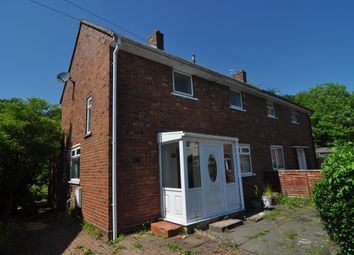 Thumbnail 2 bed semi-detached house to rent in Tudhoe Moor, Spennymoor