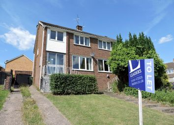 Thumbnail 3 bedroom semi-detached house to rent in Telford Way, High Wycombe