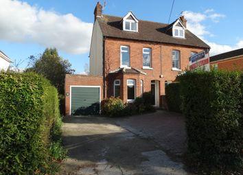 Thumbnail 3 bed semi-detached house for sale in Station Road, Staplehurst, Tonbridge