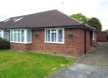 Thumbnail 2 bed bungalow to rent in Lilian Crescent, Hutton, Brentwood