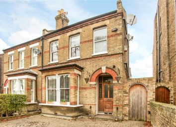 Thumbnail 5 bed semi-detached house for sale in Maidenhead Road, Windsor, Berkshire