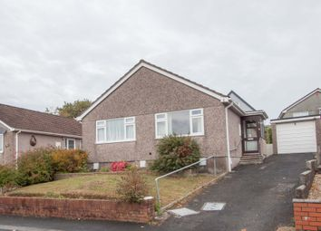 Thumbnail 2 bed detached bungalow for sale in Combley Drive, Plymouth