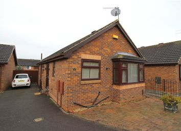 Thumbnail 2 bed detached bungalow for sale in Bryony Close, Oakwood, Derby