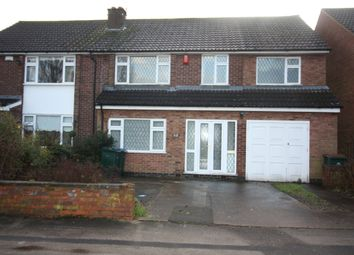 Thumbnail 4 bed semi-detached house to rent in Dawlish Drive, Stivichall, Coventry