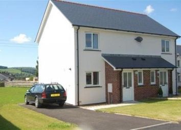 Thumbnail 2 bed property to rent in Cwrt Deri, Cwmann, Lampeter