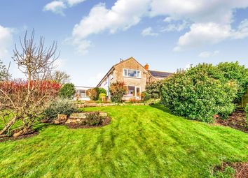 Thumbnail 3 bed detached house for sale in The Batch, Bleadney, Wells