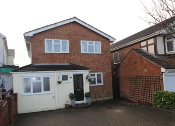 Thumbnail 4 bed detached house to rent in Church Road, Benfleet, Essex