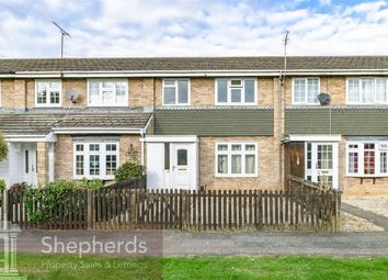 Thumbnail 3 bed terraced house for sale in Hailey Avenue, Hoddesdon, Hertfordshire