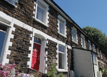 Thumbnail 2 bedroom terraced house for sale in Sarn Place, Risca, Newport.