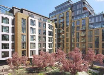 Thumbnail 1 bedroom flat for sale in Battersea Reach, London