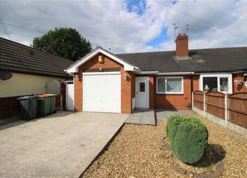 Thumbnail 2 bedroom semi-detached bungalow for sale in Garrison Road, Fulwood, Preston