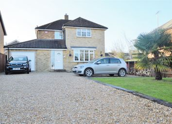 Thumbnail 4 bed detached house for sale in Castle Road, Rowlands Castle
