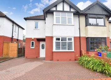 Thumbnail 3 bed semi-detached house for sale in Shawbrook Road, Burnage, Manchester