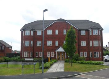 Thumbnail 2 bed flat to rent in Sidings Court, Warrington