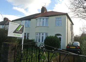 Thumbnail 3 bed semi-detached house for sale in Longview Crescent, Huyton, Liverpool