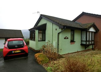 Thumbnail 1 bedroom bungalow for sale in Edison Crescent, Clydach, Swansea