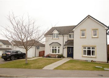 Thumbnail 4 bed detached house for sale in Westfield Way, Inverness