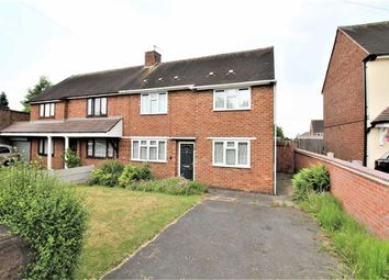 Thumbnail 3 bed semi-detached house for sale in Brough Close, Wolverhampton
