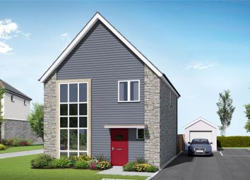 Thumbnail 4 bed detached house for sale in Park Wartha, Park An Daras, Helston, Cornwall