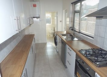 Thumbnail 3 bedroom terraced house to rent in Leopold Road, Coventry