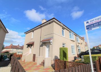 Thumbnail 2 bed flat for sale in Gartleahill, Airdrie