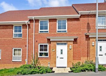 Thumbnail 2 bed terraced house for sale in Beauchamp Drive, Newport, Isle Of Wight