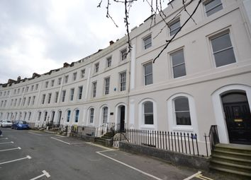 Thumbnail 2 bedroom flat to rent in The Crescent, Plymouth, Devon