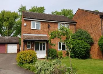 Thumbnail 4 bed detached house for sale in Meadowbank, Hitchin, Hertfordshire