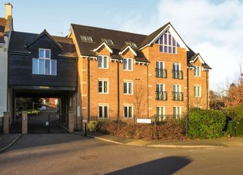 Thumbnail 2 bedroom flat for sale in Honeywell Close, Oadby, Leicester