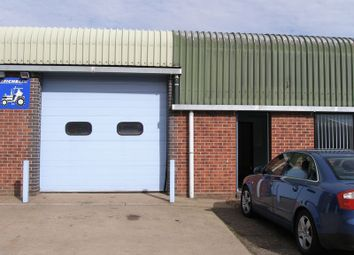 Thumbnail Warehouse to let in Blyth Road Industrial Estate, Halesworth