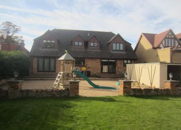 Thumbnail 4 bed detached house for sale in Welley Road, Wraysbury, Staines-Upon-Thames