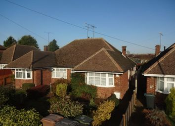 Thumbnail 2 bedroom semi-detached bungalow for sale in Toddington Road, Luton