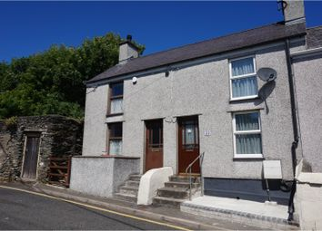 Thumbnail 2 bed terraced house for sale in Market Street, Amlwch