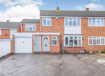 Thumbnail Semi-detached house for sale in Collaton Road, Wigston