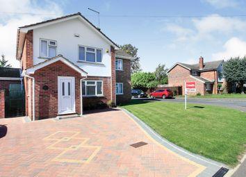Wilton Drive, Peterborough PE3. 4 bed detached house for sale