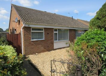 Thumbnail 2 bedroom semi-detached bungalow for sale in Beeson Close, Little Paxton, St. Neots